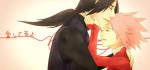 ItaSaku: LOVE YOU