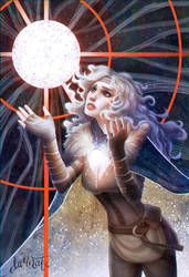 Kalla Lightheart by elanorchuah