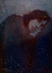 Sleepy Ben by elanorchuah