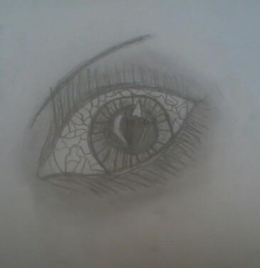 The Eye of a Student by ravinniaofcreed