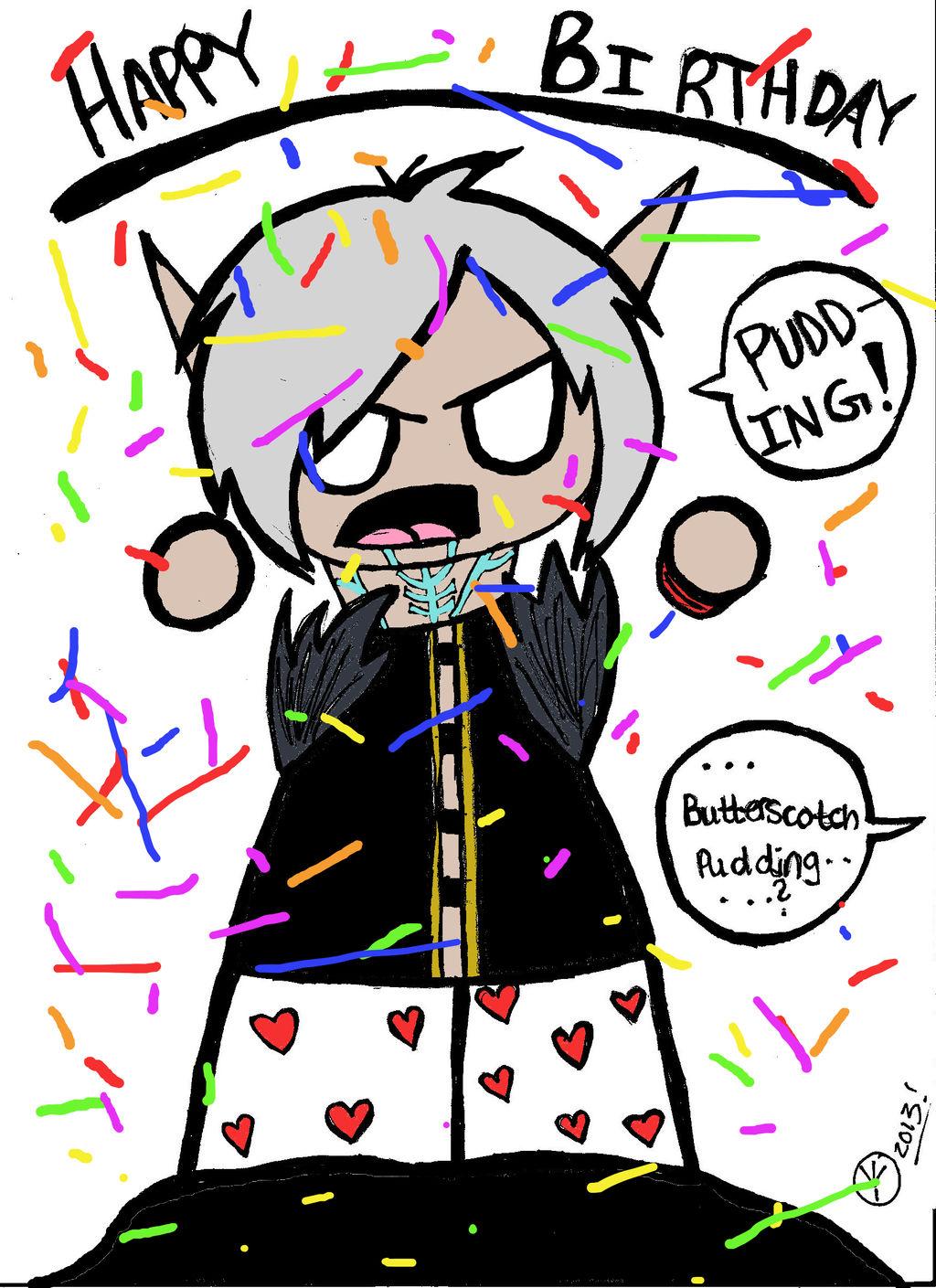 HAPPY BIRTHDAY NELINDE!!!!!!!!!! by ravinniaofcreed