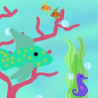 Seascape by ravinniaofcreed