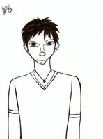 Takashi Morinozuka by ravinniaofcreed