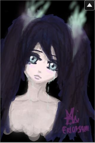 Ghostly Miku by Animefangirl68