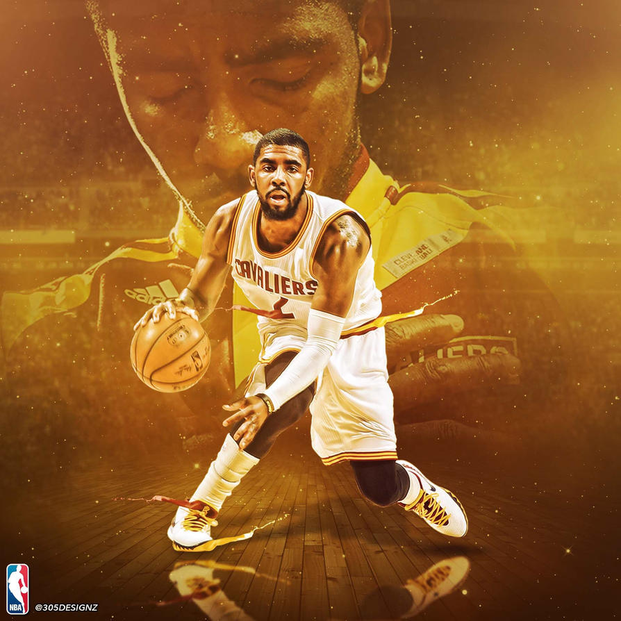 Kyrie Irving by 305designz on DeviantArt