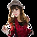 PNG Demi Lovato