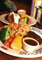 steak dinner by melly-boo