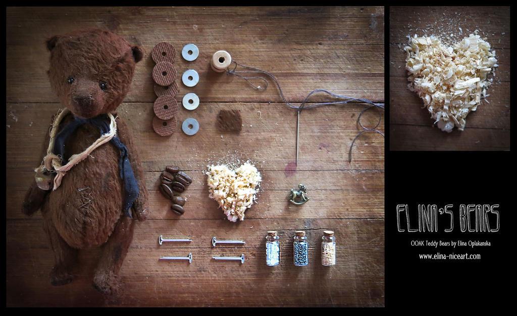 Elina's Bears by ElinasArt