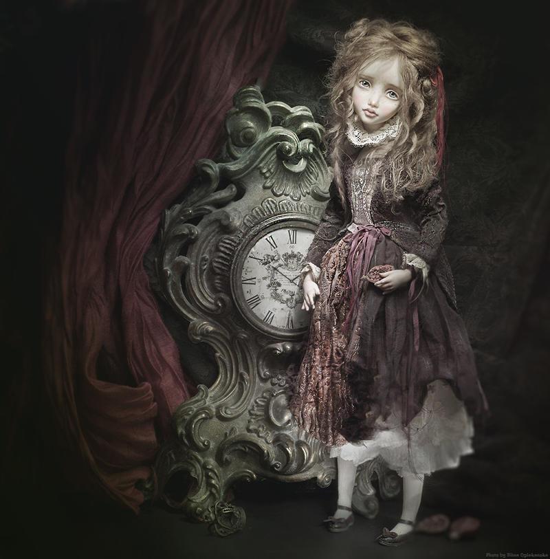 Doll...) by ElinasArt