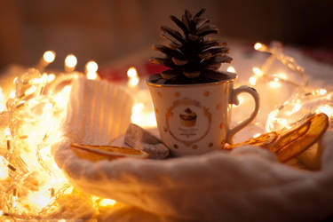 Happy New year! by ElinasArt