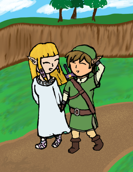 Holding Hands -Day 10