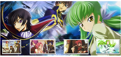 Code geass by damelodie