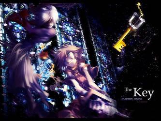 Kingdom Hearts Moyen format by damelodie
