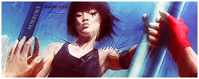 Mirror's edge by damelodie