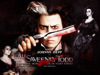 Sweeney Todd by damelodie