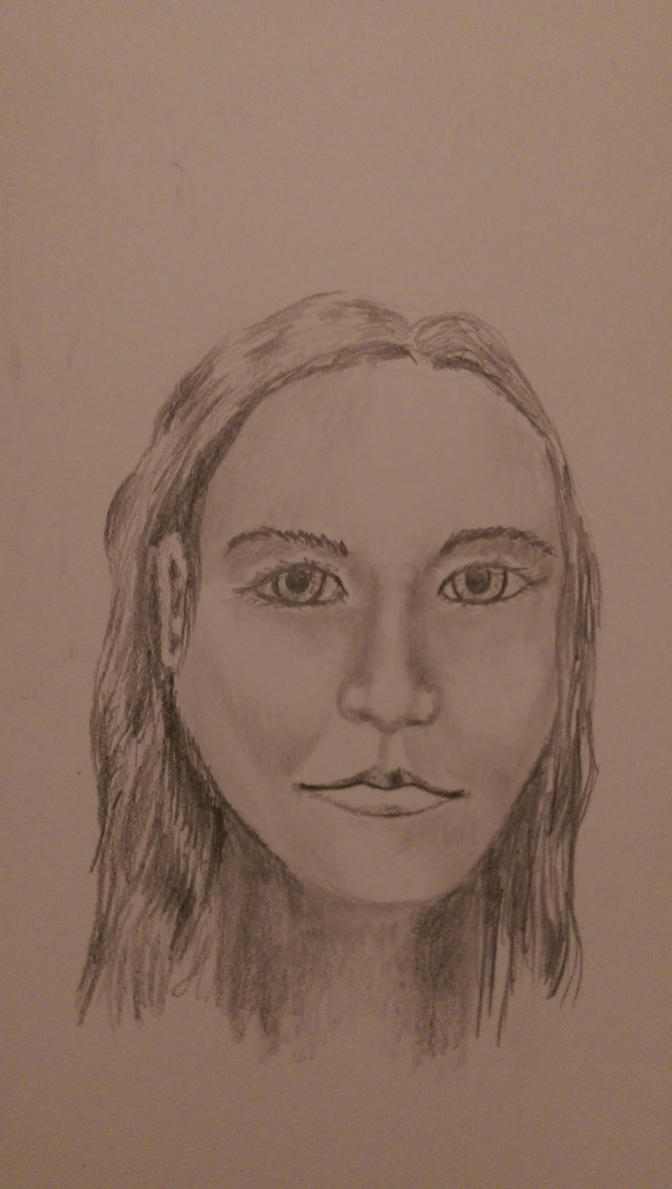 Quick Face Sketch By Thanocatur On DeviantArt