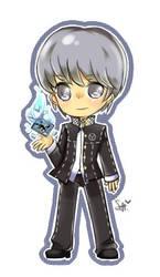 Persona 4 ( Yu Narukami) by hinata-hime