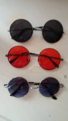 My Tomb Raider Classick sunglasses :D