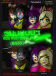 Nightmare vs dubstep (feat. Tattletail)