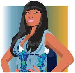 Nicki Minaj Moment 4 Life by webkidd