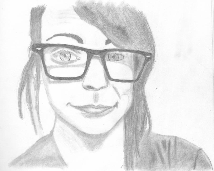 Drawing of my best friend by iamthetolliver on DeviantArt