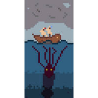 Kraken [BLOCKTOBER Day 4]
