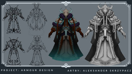 Armour Concept Design Colour - PP