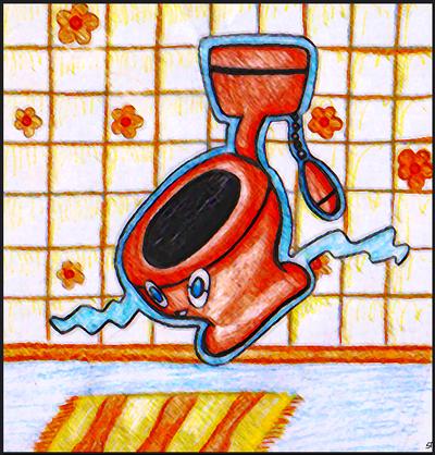 bbb pr sentiert das toilettenhaus anobis die bisafans. Black Bedroom Furniture Sets. Home Design Ideas
