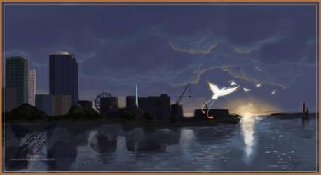 Dawn by ParanoidNebula