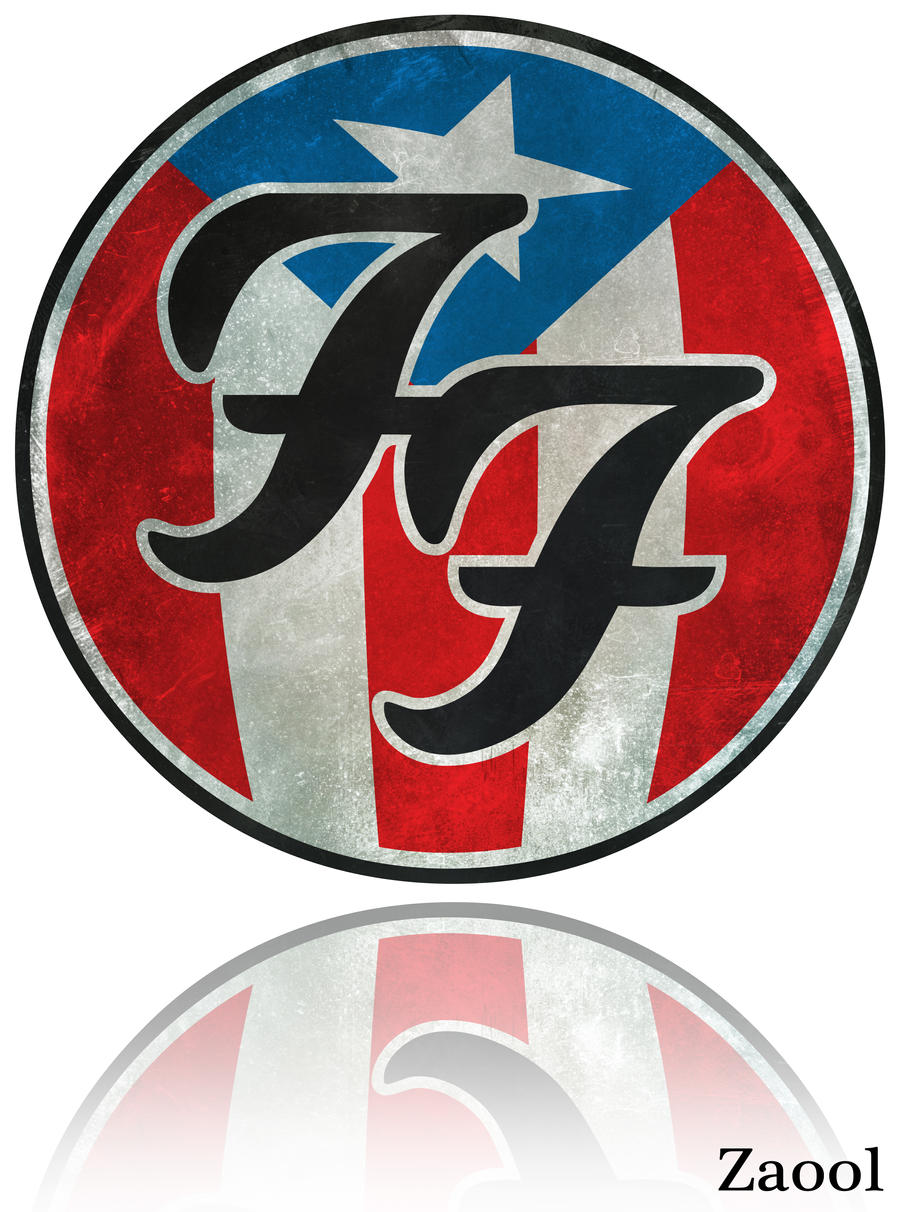 Foo Fighters Puerto Rico By Flamingvoltage On Deviantart