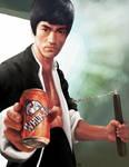 Commission - Bruce Lee