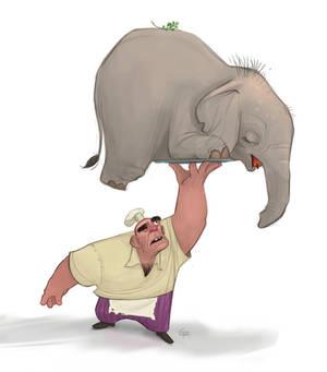 Elephantouille