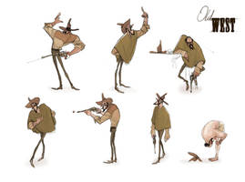 Poses by GuillermoRamirez