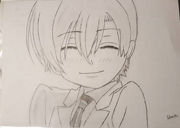Haruhi Fujioka by Leaxel28