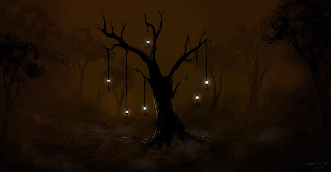 Tree of Wisdom by ShahabAlizadeh