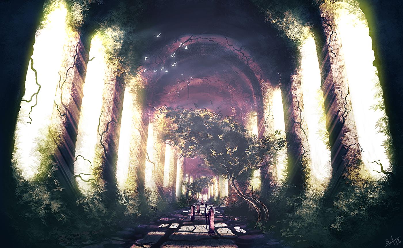 ♕ SPIRIT BRINGERS: EMPYREAN REALM. (SAGA DE BYNQUISTERR) - Página 19 Temple_of_light_by_jambi20-d651yq8