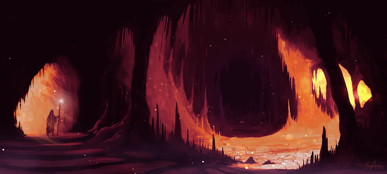 The Spirit Cave