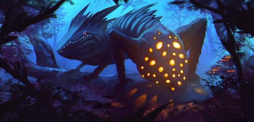 Dragon Bug by ShahabAlizadeh