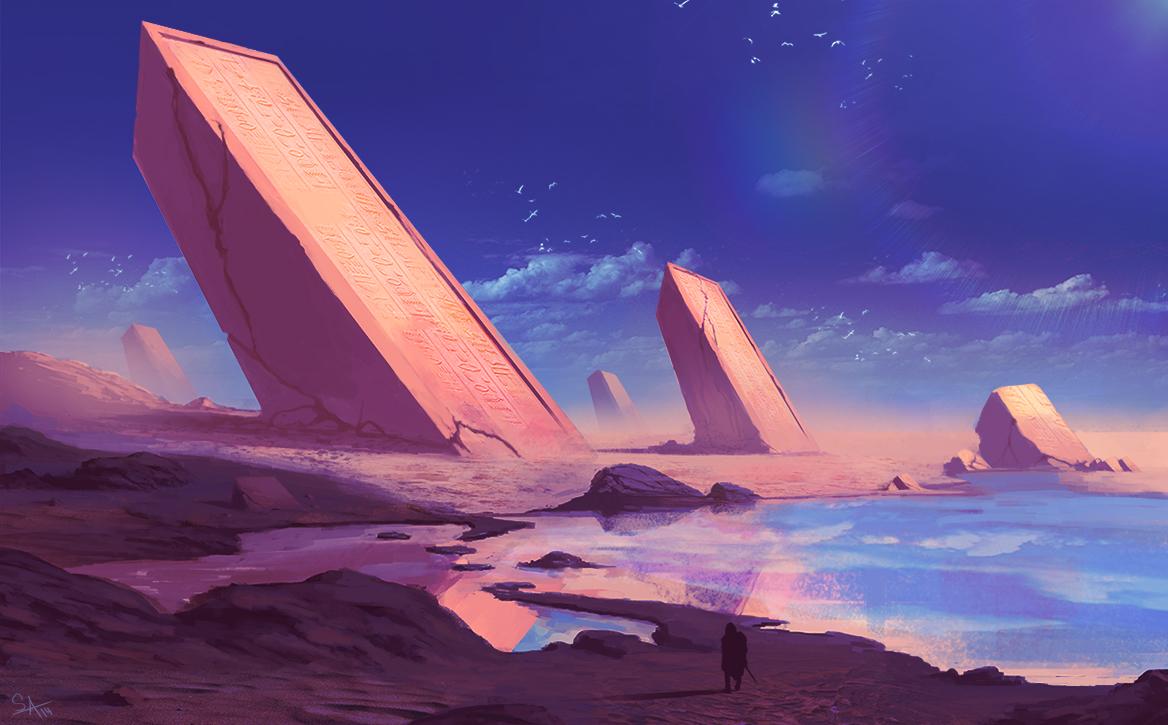 Monolith by ShahabAlizadeh
