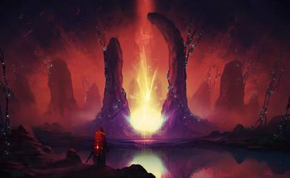 The Portal by ShahabAlizadeh