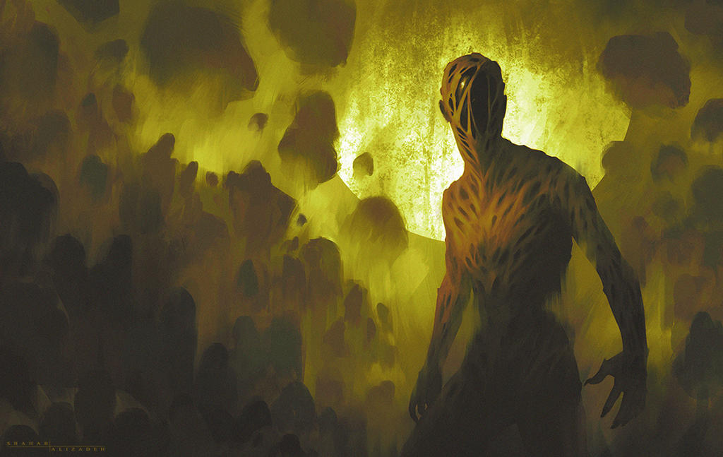 Soul Devourer by ShahabAlizadeh