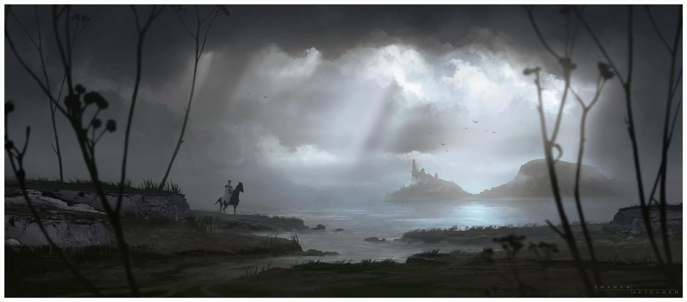 Relicta Coast by ShahabAlizadeh
