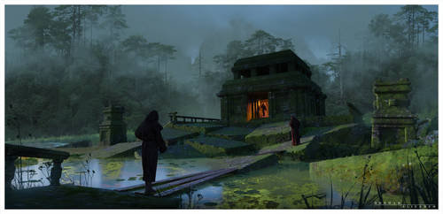 Swamp Temple