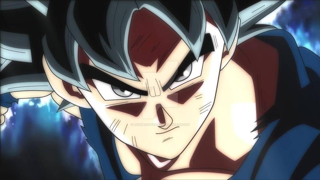 Los Mejores Fondos De Pantalla De Goku Migatte No Gokui Hd: Migatte No Gokui By LeonardoFrost On DeviantArt