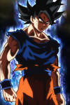 Goku Ultra Instinto / Migatte no Gokui