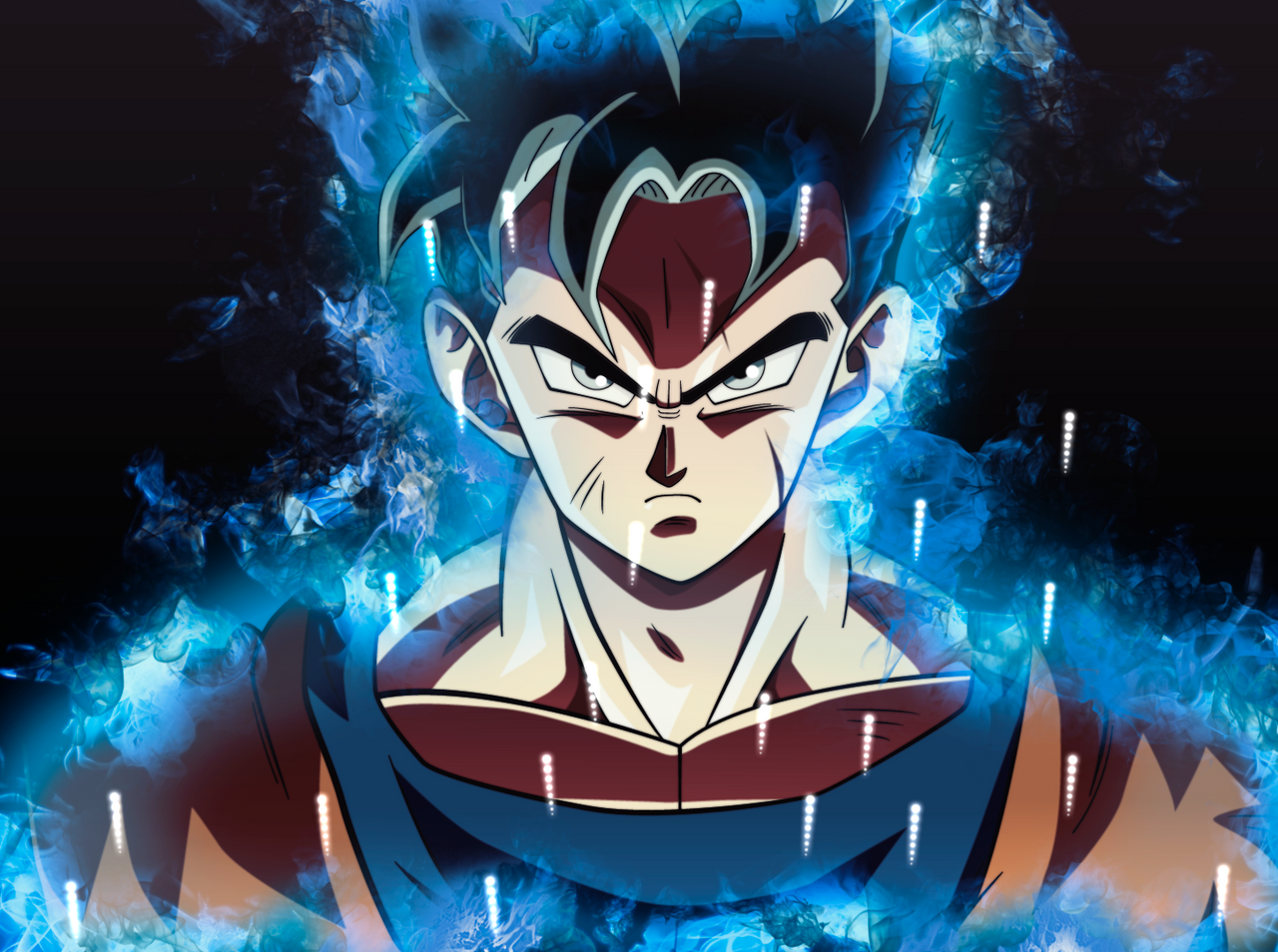 Gohan Ultra Instinct