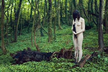 Nus forestiers I by thomasxarcane