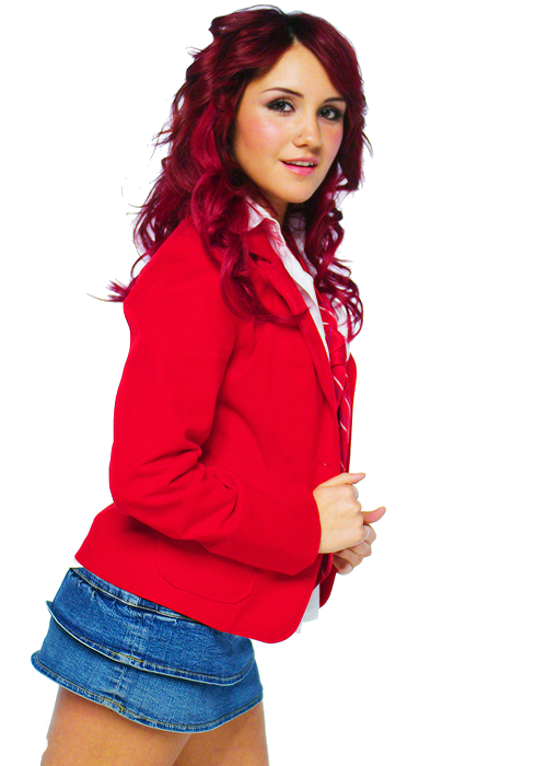 Dulce maria png by selenalove1