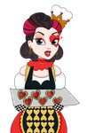 The Queen of Hearts Tarts! by Supertato