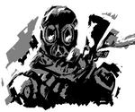 Post apocalyptic doodle